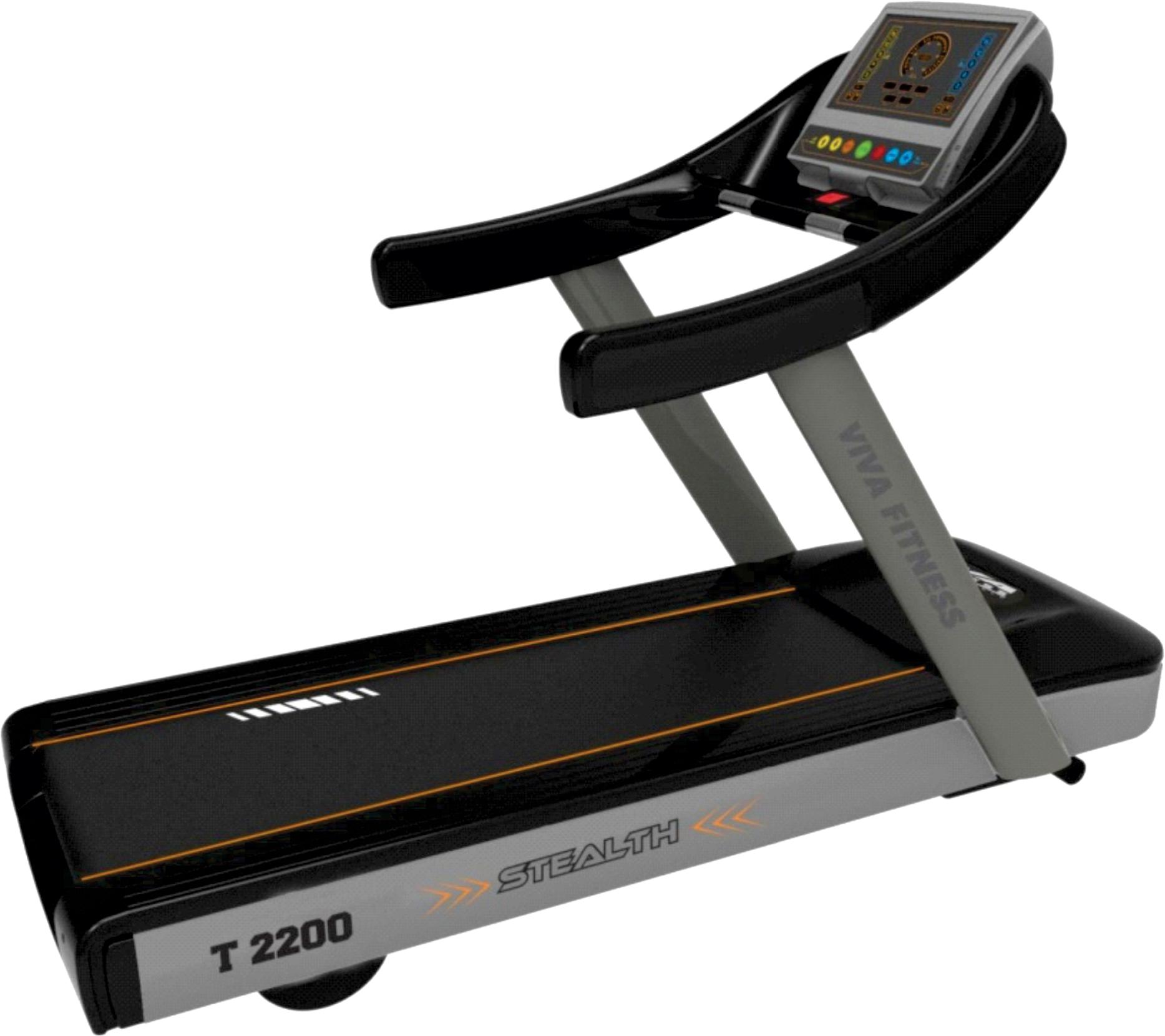 T-2200 Commercial Treadmill