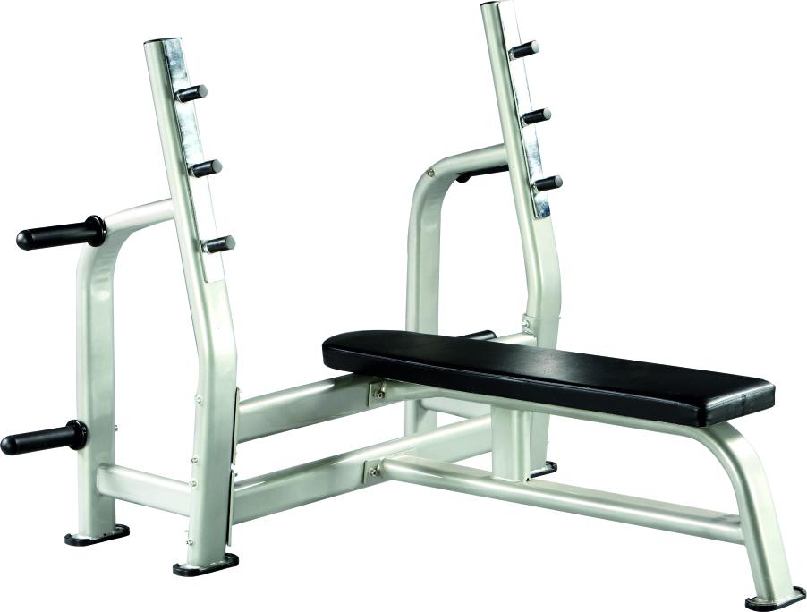 HS025 Olympic Flat Bench Press