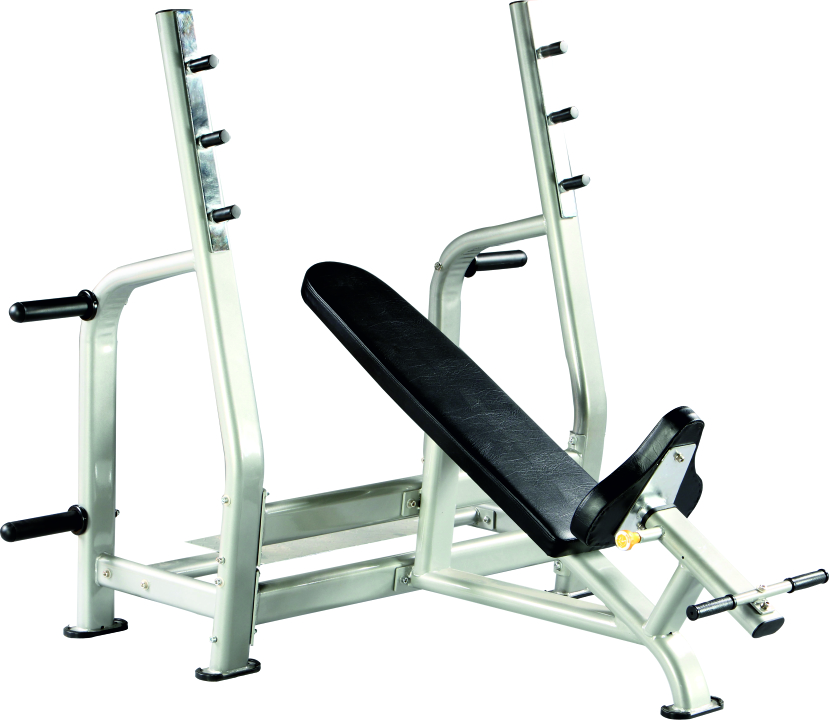 HS026 Olympic Incline Bench Press