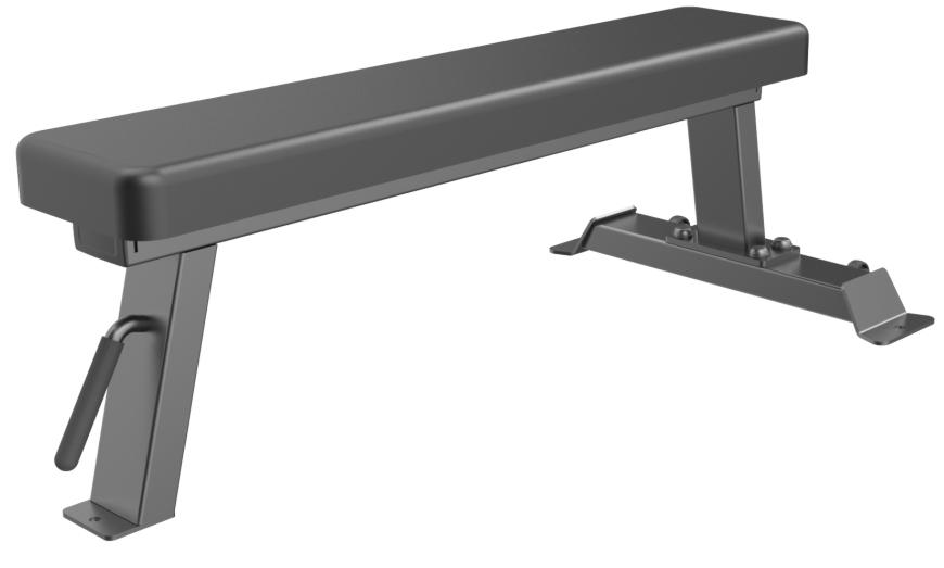 E3036 Flat Bench