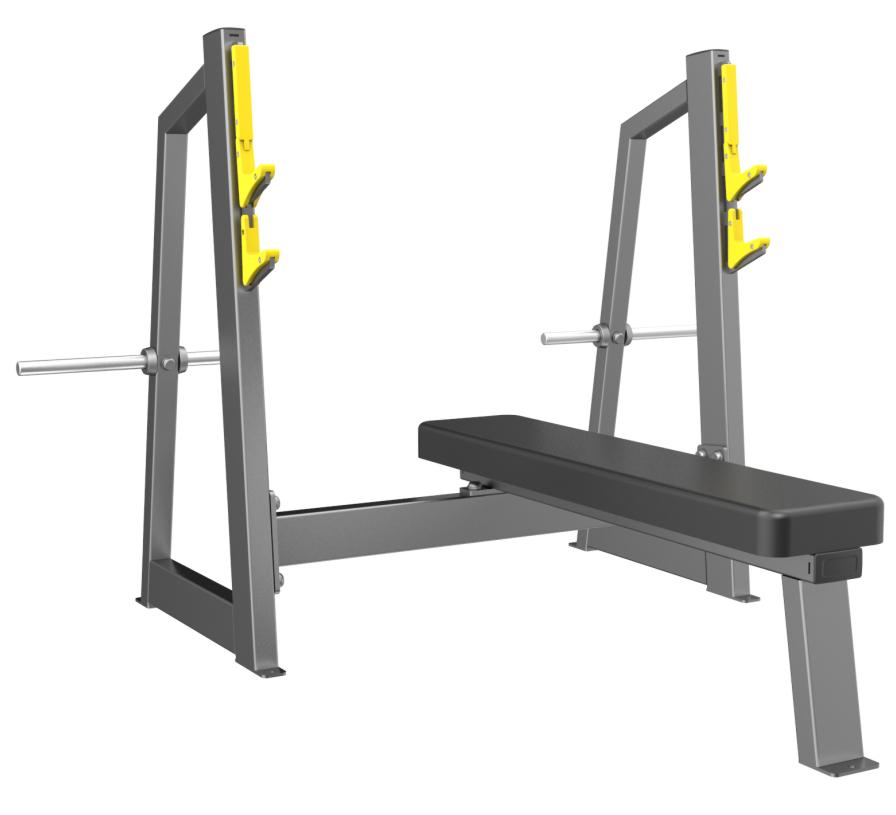 E3043 Olympic Flat Bench