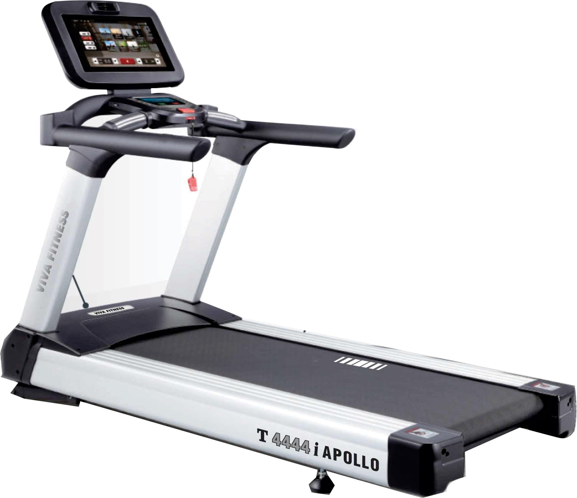 T-4444i Commercial Treadmill