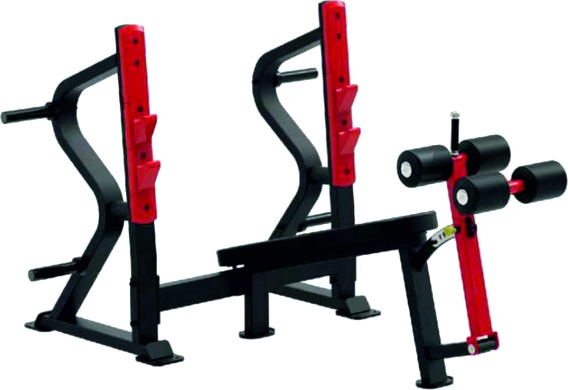 SL7030 Decline Bench Press