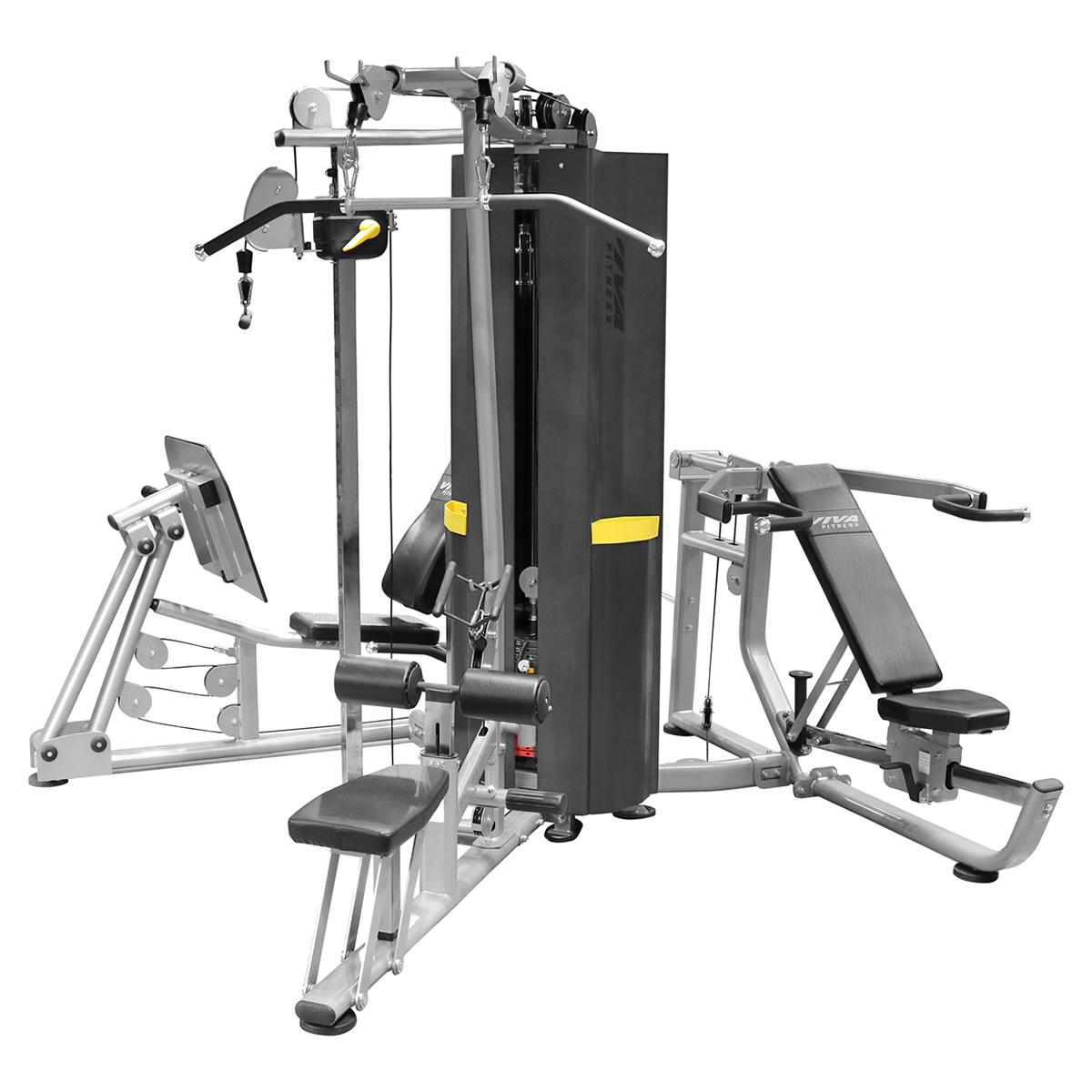 618LP Endurance Heavy Duty Commercial Multi Gym