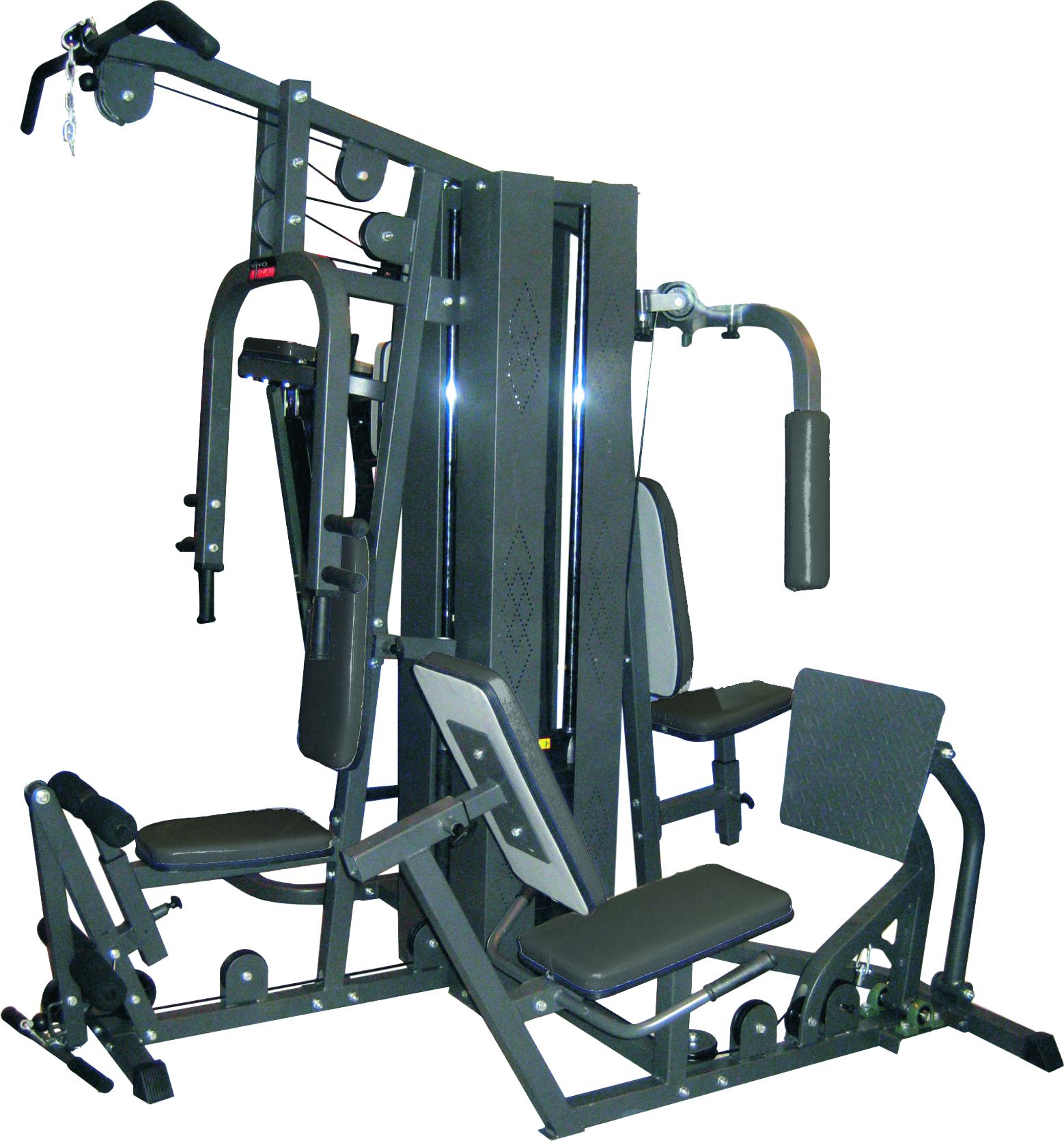 518BI KARIZMA Commercial Multi Gym