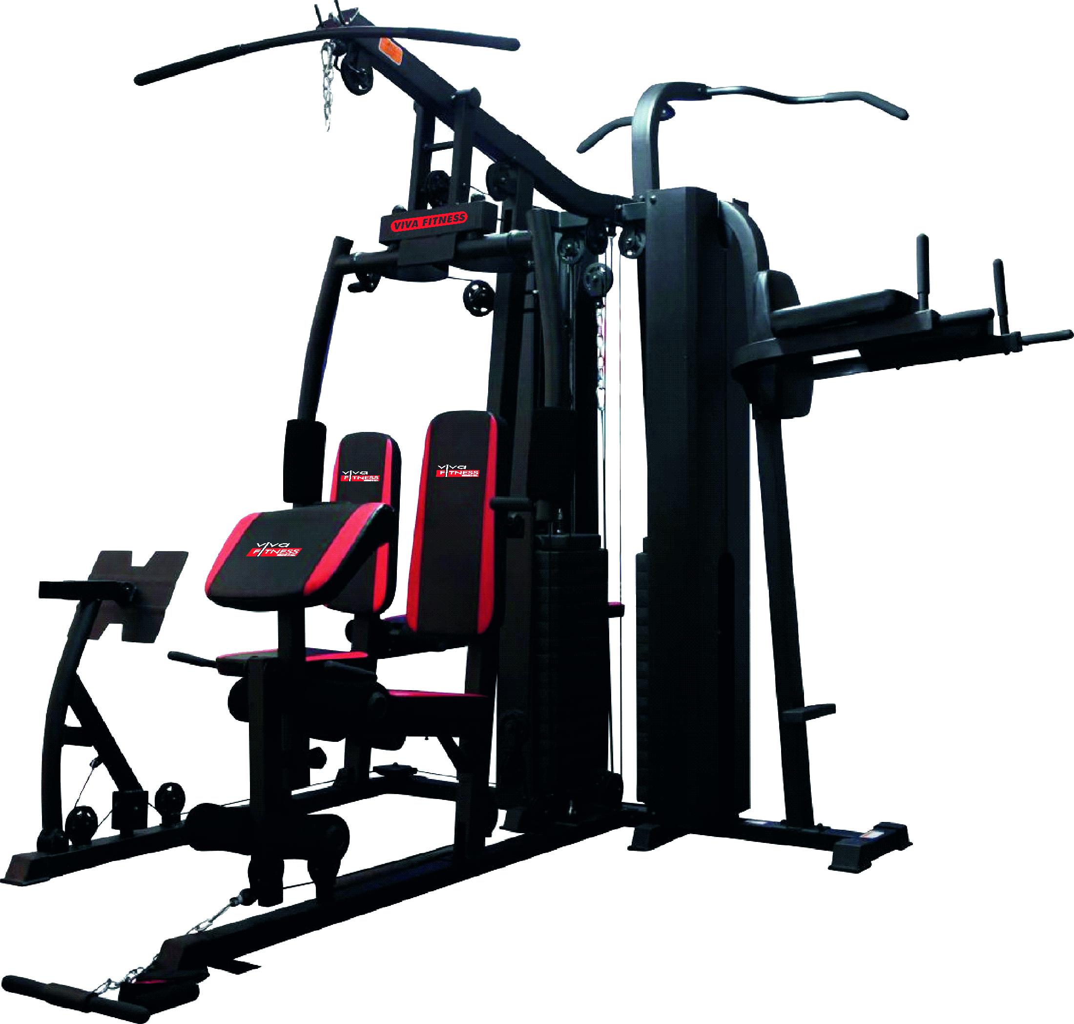 418BA STELLA Light Commercial Multi Gym