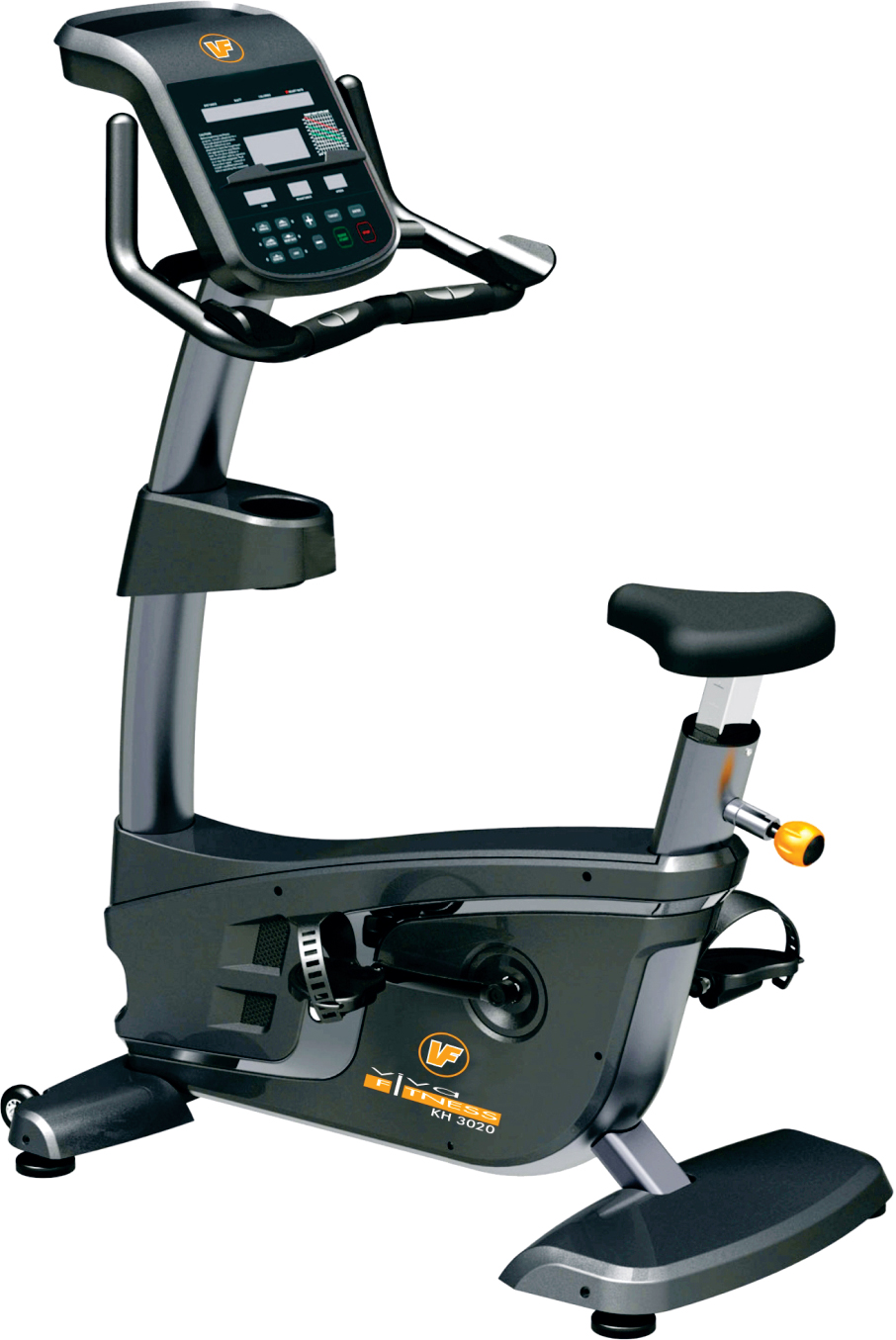 KH-3020 Commercial Upright Bike