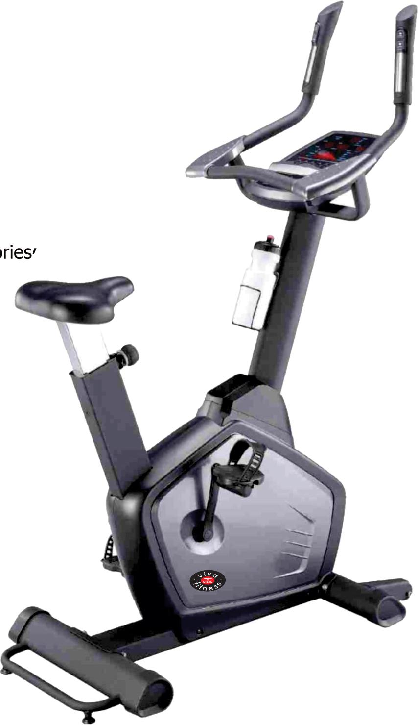 KH-1020 Light Commercial Upright Bike