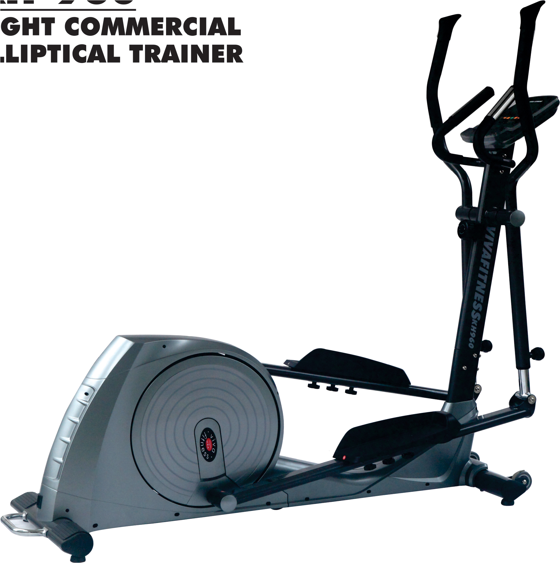 KH-960 Light Commercial Elliptical Trainer