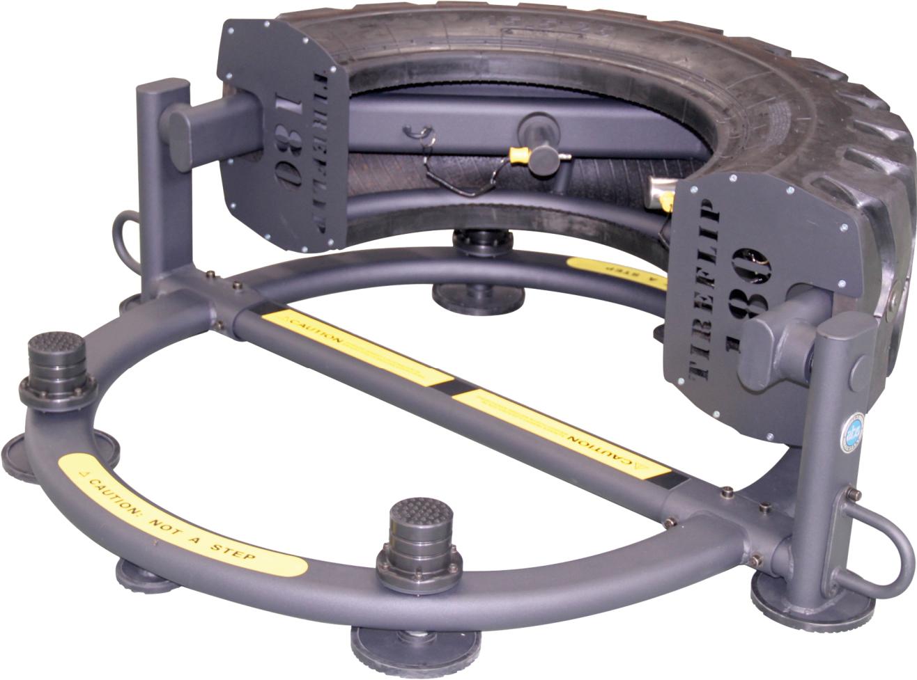 Tyre Flip 180