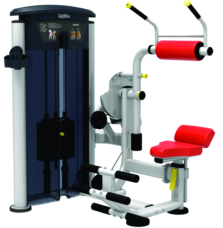 IT9534 Back Extension / Abdominal