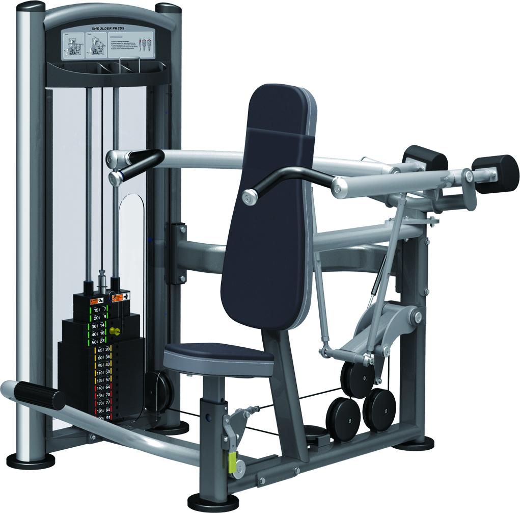 IT9312 Shoulder Press